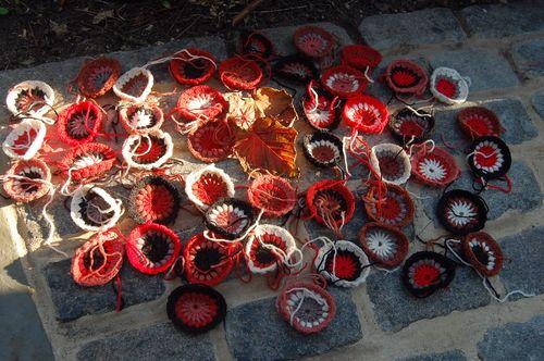 Lily Blanket Crochet Circles