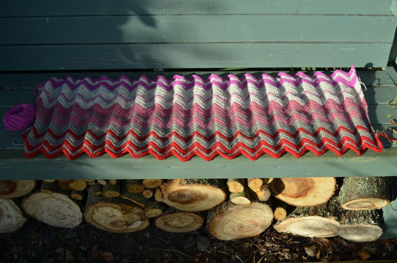 Chevron Blanket